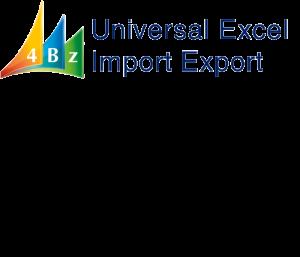 Universal Excel Import Export